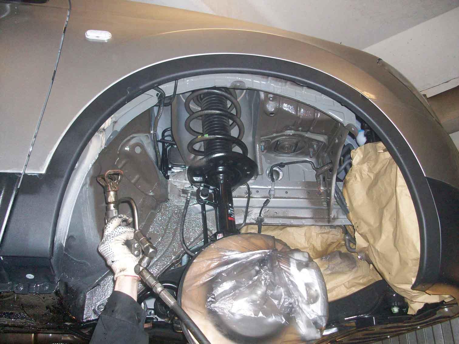 антикоррозийная обработка автомобиля в спб отзывы